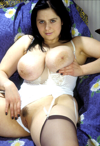 LAURA: BBW DoubleD Slut Teen